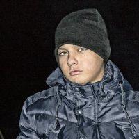ночь, вспышка прямая=) :: Александр Абакумов