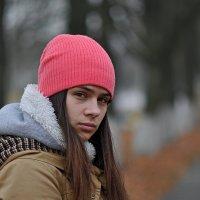 Красная шапочка :: Александр Бойко