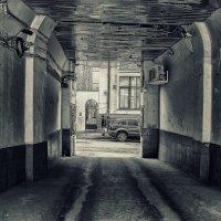 В Златоустинском переулке... :: Ольга Маркович
