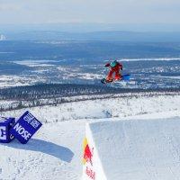 Полет над Хибинами :: Александр Неустроев