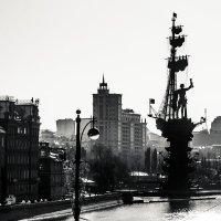 «В ознаменование 300-летия российского флота» :: Владимир Оськин