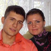 Брат Алексей с супругой Марией :: Svetlana Baklykova