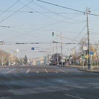 Площадь Пречистенские ворота. :: Маера Урусова
