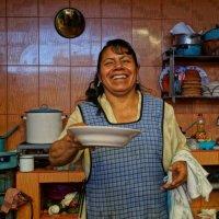 Mexican Mom - symbol of hospitality !!! :: YAROSLAV SMIRNOFF