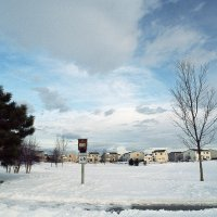 Зимний пейзаж :: Анатолий Бастунский