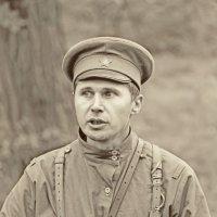 Командир :: Олег Манаенков