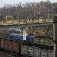 Почему-то люблю я мосты и поезда - на соседнюю жизнь дороги... :: Ирина Данилова