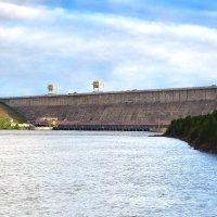 Ангара-ГЭС :: Павел Нагорнов