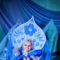 IX фестиваль славянской культуры 2.11.14 п.Эльбан :: Наталья Слисаренко