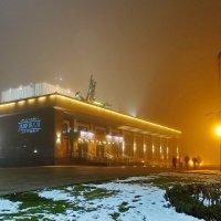 Театр тумана :: Виктор Четошников