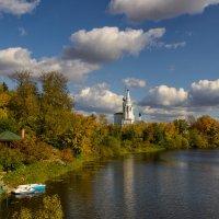 Осень в Суздале :: Виктор ViG