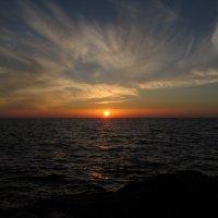 Закат в Израиле :: ФОТО ОХОТНИК