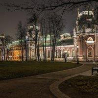 Вечер в парке. :: Эдуард Пиолий