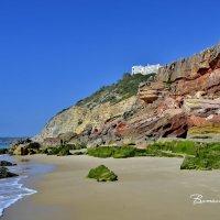 Салема. Побережье Атлантики во время отлива. Португалия. :: Виталий Половинко