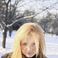Снежная :: Татьяна Нагирняк