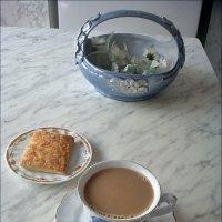 Кофе с молоком :: Нина Корешкова
