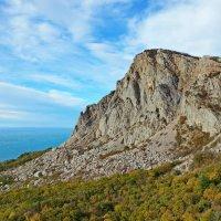 скала (652 метра над уровнем моря) :: valeriy g_g