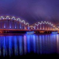 Железнодорожный мост. :: Dmitry D
