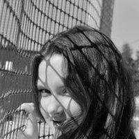 Игра с глазами :: Анастасия Крупкина