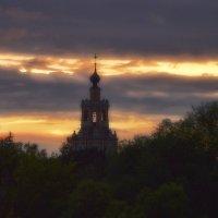 небо вечера :: Александр С.