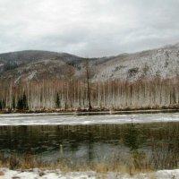 Река в горах :: Ольга Иргит
