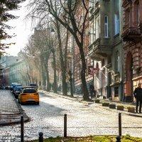Уголок города :: Евгений Мокин