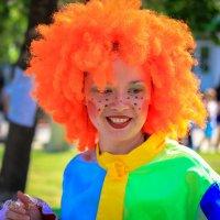 Весёлый клоун :: Дмитрий Перов