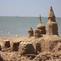 Храм из песка :: L A V