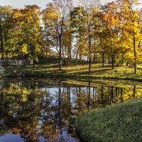Осень в отражениях :: Valerii Ivanov