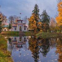 Пейзаж с отражениями. :: Владимир Колесников