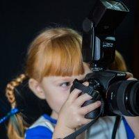 Мне 3 года ....и Я фотограф 3 (№5 серия) :: Леонид Мишанин