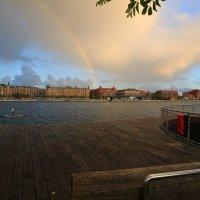 Набережная в Копенгагене :: Марат Макс