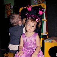 принцесса :: Таша Строгая
