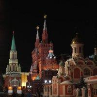 Московские ночи :: М. Дерксен Derksen
