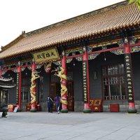 Буддистский храм :: Роман Fox Hound Унжакоff