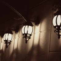Сказочные фонарики. :: Инна Малявина