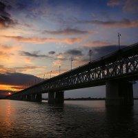 Мост через Амур :: Полина -