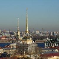 Взор с высоты. :: Владимир Гилясев