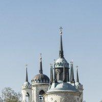 Церкви Подмосковья :: Vladislav Gubskiy