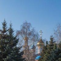 Дорога к храму :: Александр Малышев