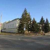 Памятник архитектуры :: раиса Орловская