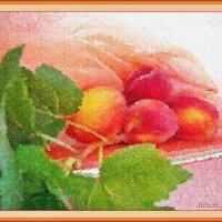 Сочные персики :: Лидия (naum.lidiya)