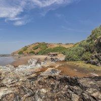 """Дикий пляж """"Арамболь"""" на Северном Гоа...Индия. :: Александр Вивчарик"""