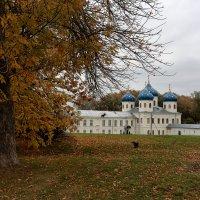 В Юрьевском монастыре :: Евгений Никифоров