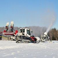 Подготовка снега :: Viktor Pjankov