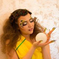 Магический шар :: Valentina Zaytseva