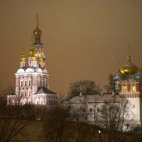 Новодевичий монастырь :: М. Дерксен Derksen