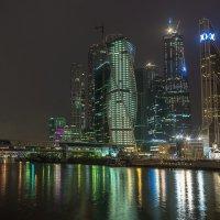 Ночная столица. :: Эдуард Пиолий