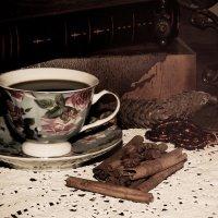 Кофе со специями :: Виктория Мацук