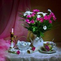 Чтобы сбылся мой праздник славный... :: Валентина Колова